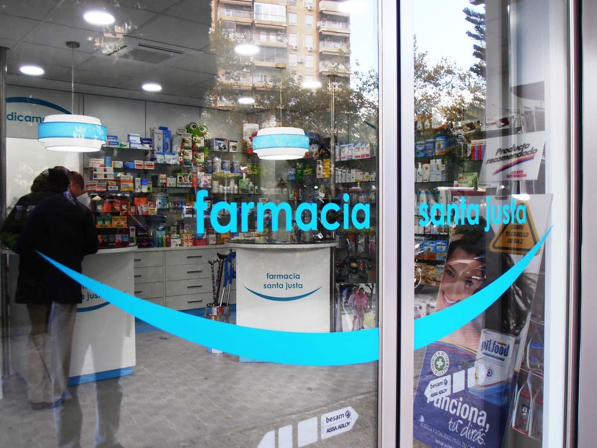 reforma de farmacias