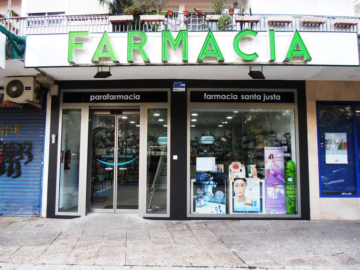 farmacia santa justa