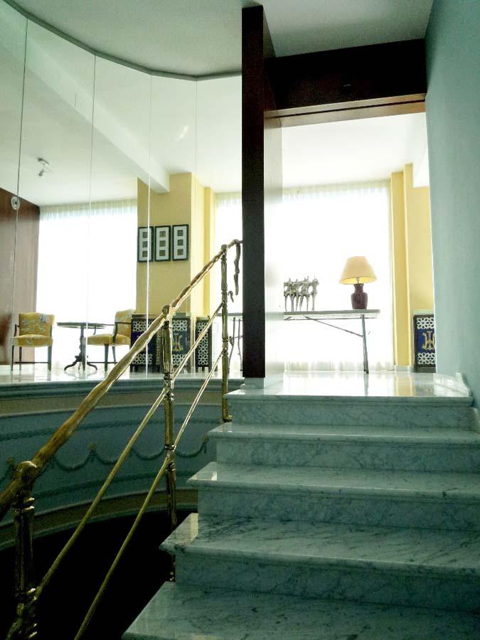 Reformas en hotel