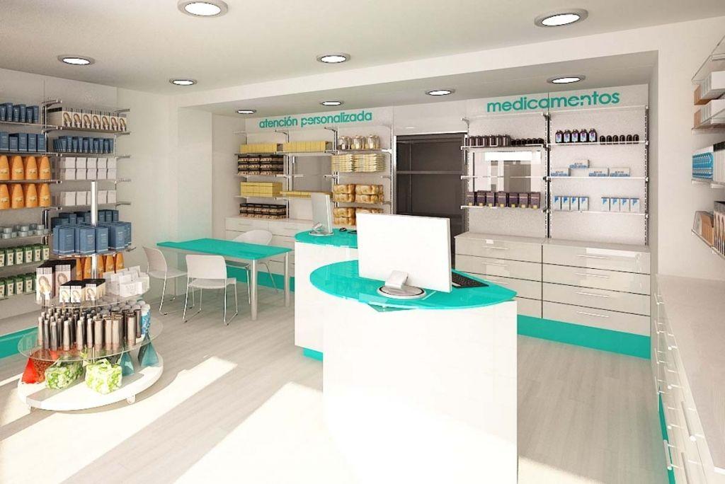 diseño farmacia