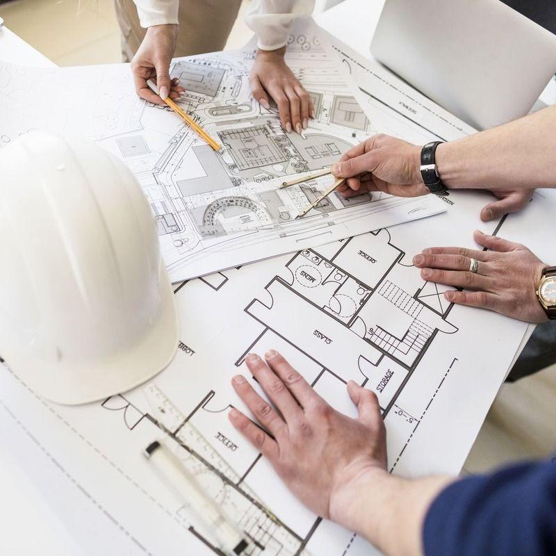 planificación de obras