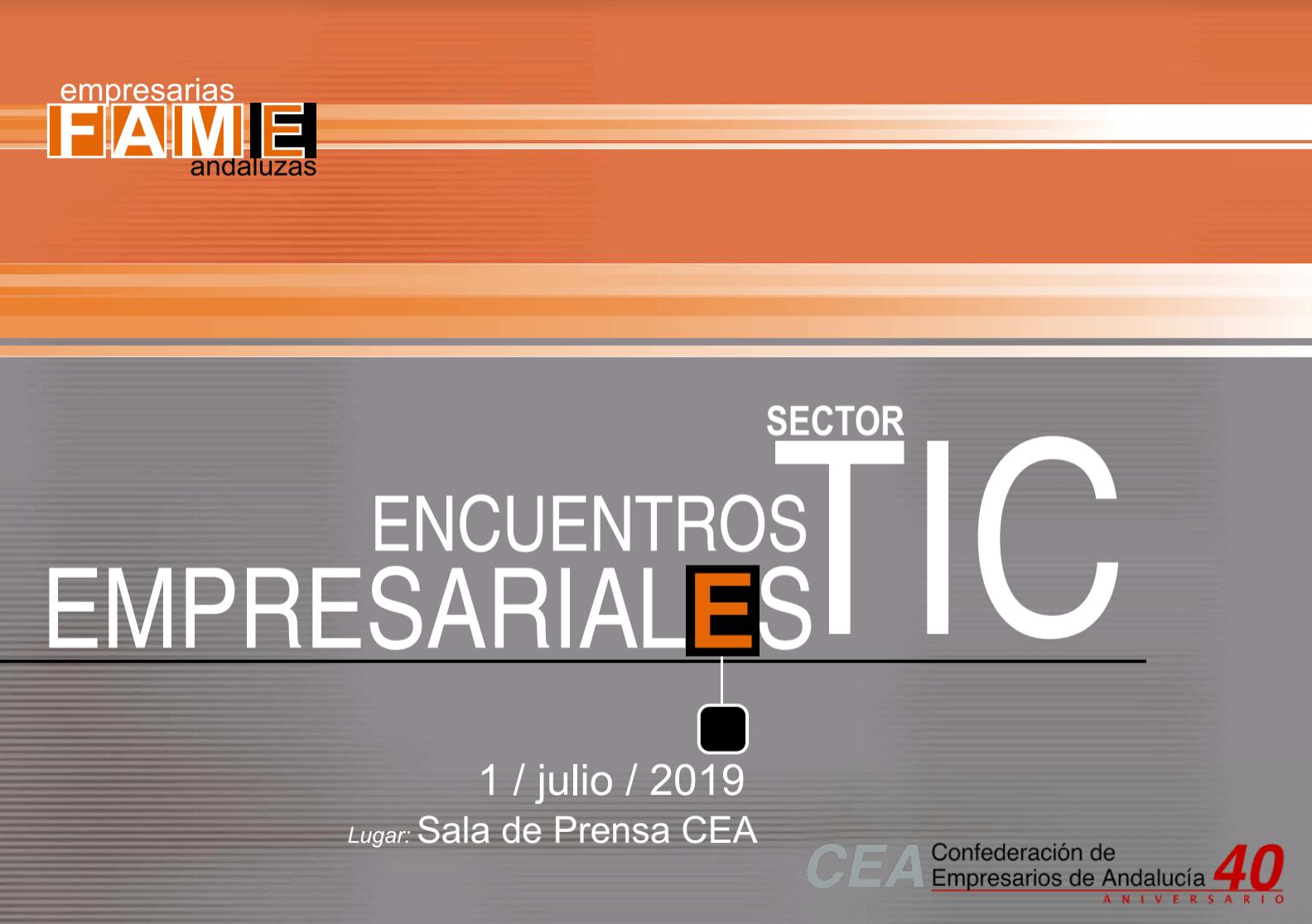 Encuentros empresariales TIC Sevilla