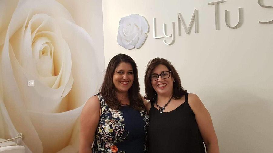 Trinidad Gutiérrez y Eva Gómez L&M